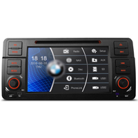 "7"" HD bilstereo , DVD, GPS, CANbus - BMW E46 , Rover 75, MG ZT"