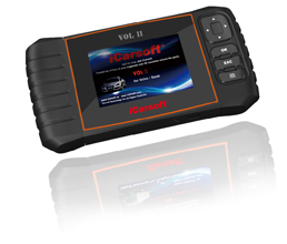 iCarsoft VOL II Scan Tool for Volvo and Saab